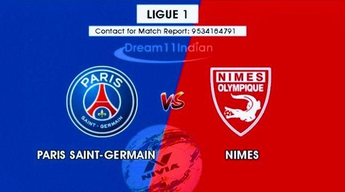 موعد مباراة باريس سان جيرمان ونيم أولمبيك والقنوات الناقلة في الدوري الفرنسي St Germain Paris Paris Saint Paris Saint Germain