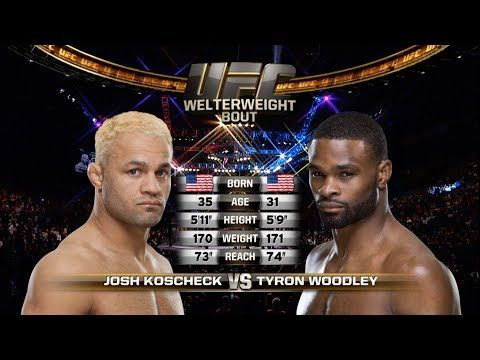 UFC (Ultimate Fighting Championship): UFC 214 Free Fight: Tyron Woodley vs Josh Koscheck