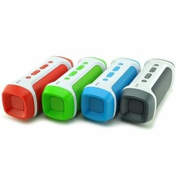 AODASEN JY-23 Stereo FM Radio TF Card AUX Wireless Bluetooth Speaker With Mic Sale-Banggood.com