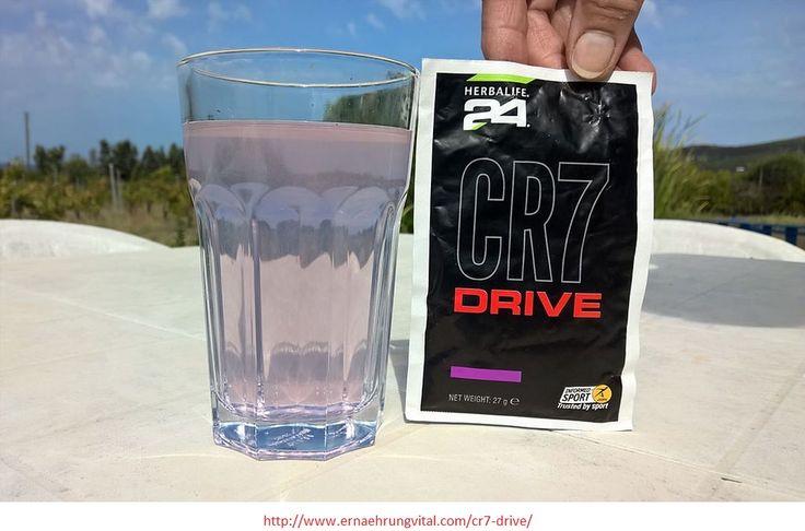 Kohlenhydrat-Elektrolyt-Drink, zur Erhaltung der Ausdauerleistung während des Sportes. Entwickelt vom Weltfußballer Cristiano Ronaldo in Zusammenarbeit mit Sport-Ernährungswissenschaftler!