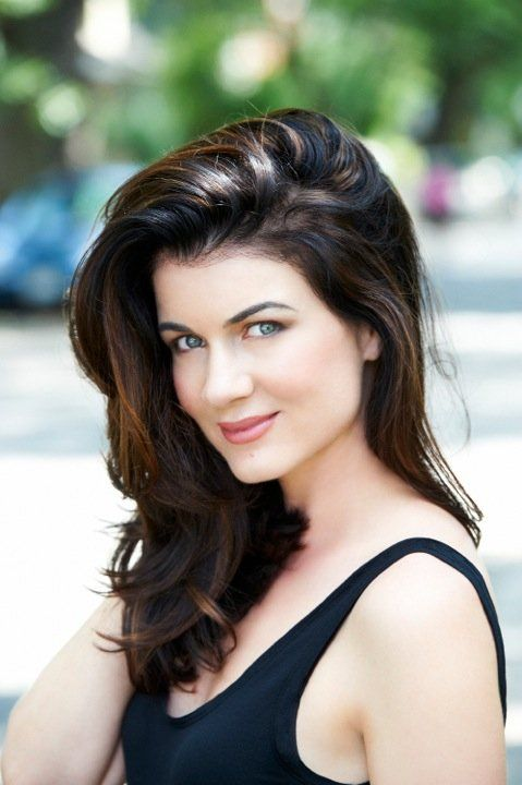 Gabrielle Miller - SHE HAS THE MOST BEAUTIFUL COLOURING.