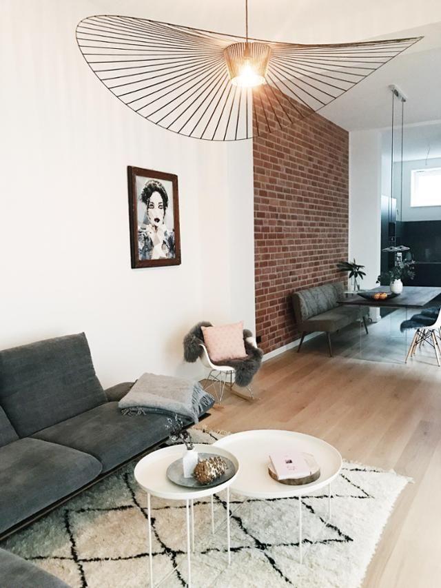 Teppich Wohnzimmer Scandi
