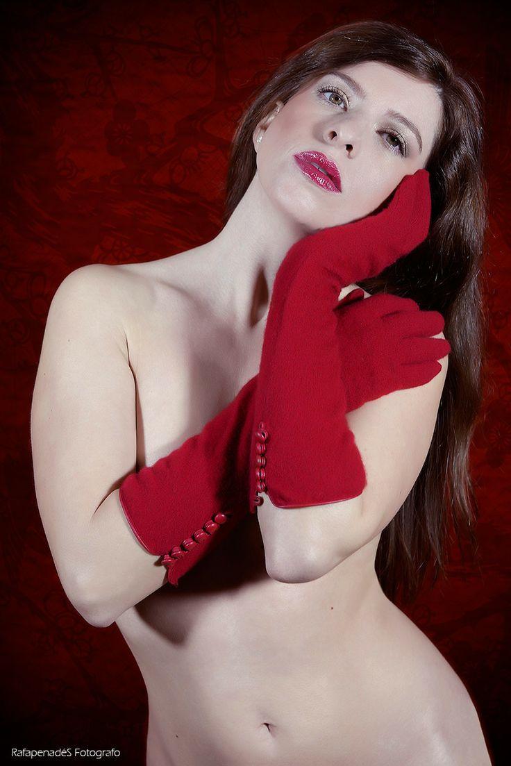 Fotografía de estudio Semi desnudo