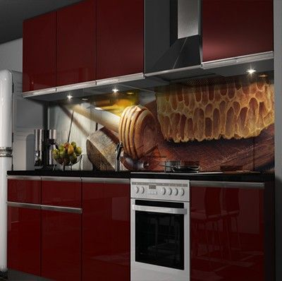 Schön Klebefolie Küchenrückwand Möbel U0026 Wohnen Kuechenrueckwand Folien 318980