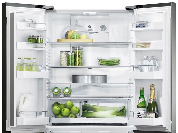 Skladovanie potravín v chladničke   Kam na jedlo?