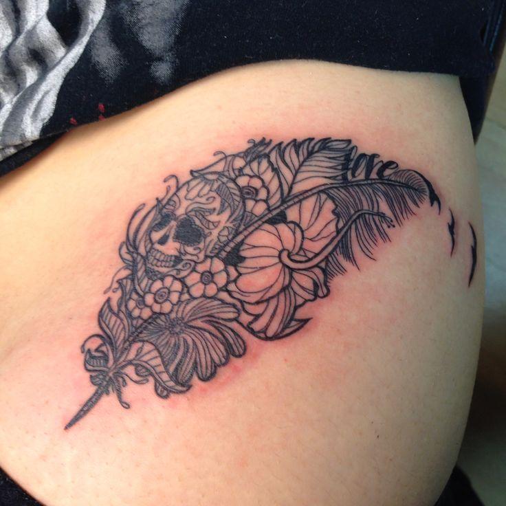 Bird Skull Tattoo Meaning - 69.7KB