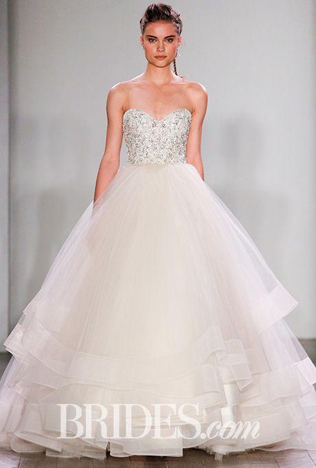 207 best lazaro gowns images on Pinterest | Hochzeitskleider ...
