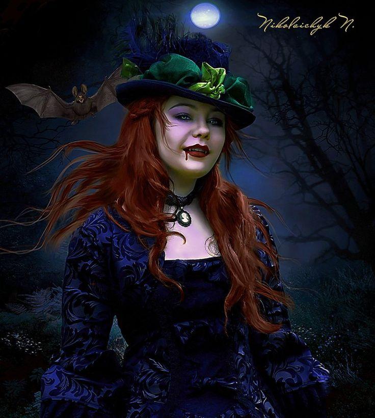 A Pretty Vampire