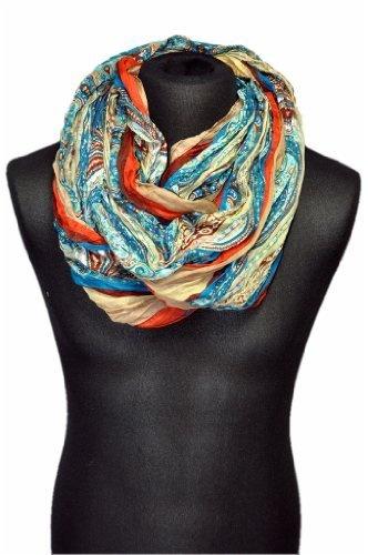 XXL Loop Damen Schal und Tuch Schlauchtuch in freaky Style blue super Qualität N. N., http://www.amazon.de/dp/B009X5IJ2E/ref=cm_sw_r_pi_dp_s1svrb0AWD52E