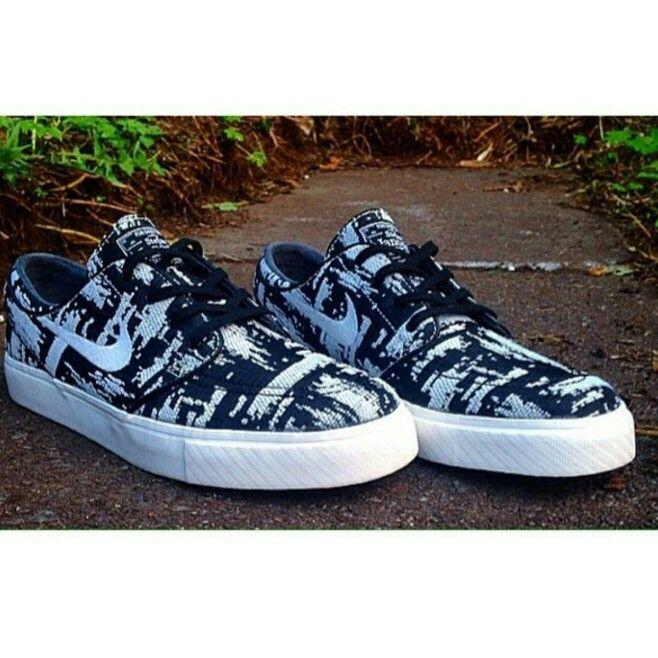 Nike stefan janoski ivory zwart wit Alta-Moda Online Sneaker Store www.