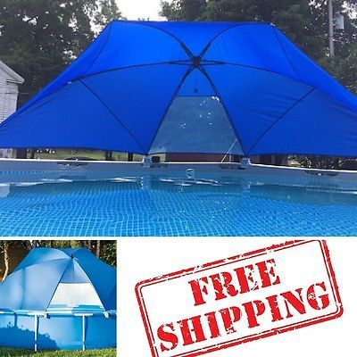 Pool Shade Swimming Structures Sunshade Canopy For Pool