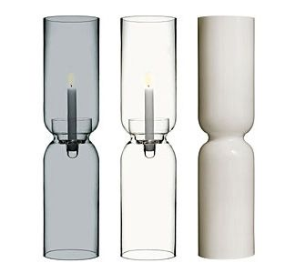 lanterns by Harri Koskinen for iittala