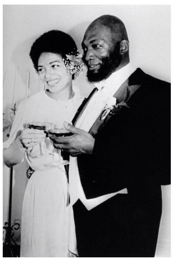 Dr. Angela Davis and husband on their wedding day | All ...