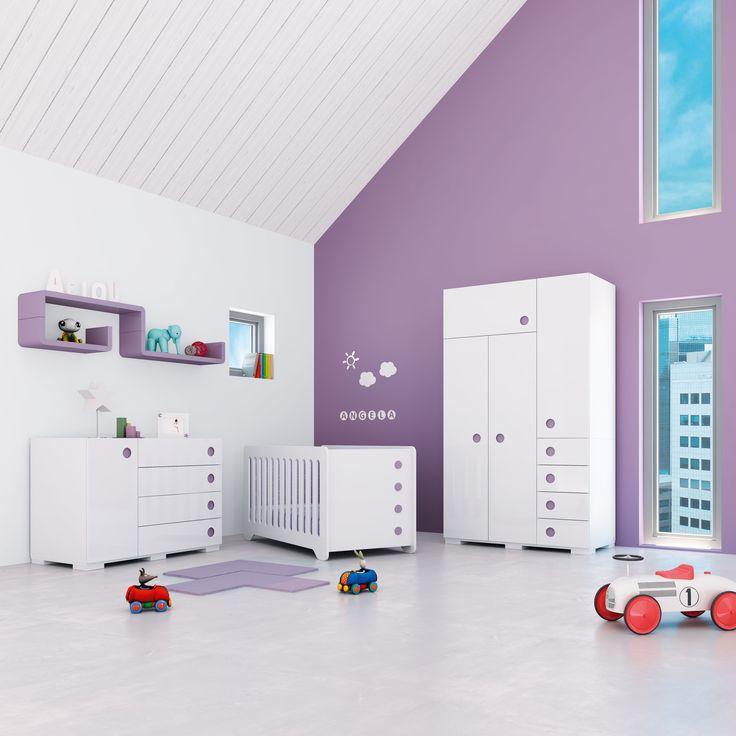 M s de 1000 ideas sobre habitaciones modernas de ni os en - Ideas habitaciones ninos ...