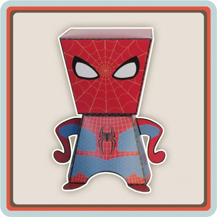 Superhelden opgelet! Spiderman stuurt een uitnodiging speciaal aan alle superhelden die hij kent voor een ongelofelijk stoer feest waar alleen superhelden mogen komen. Vraag aan je vriendjes of ze hun mooiste superhelden pak willen aantrekken wanneer ze komen zodat jou superhero party los kan barsten.