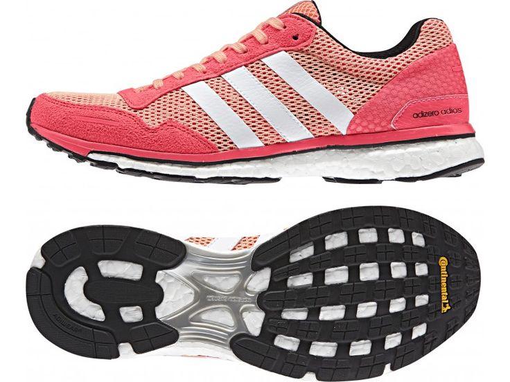 Adidas Adizero Adios Boost 3 Ladies Running Shoes