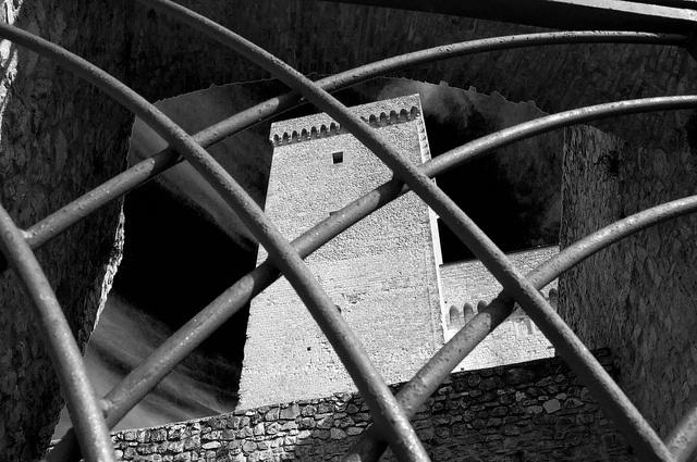 Rocca Albornoz. Narni (TR) Italy By Cristiana Cascioli