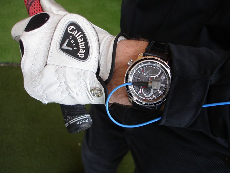#golfwatch #luxurywatch #shockabsorber