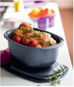 Because it makes it so easy and enjoyable to cook and saves you time, it allows you to relax as you are preparing your meal and after when you are enjoying the time you saved in the kitchen.