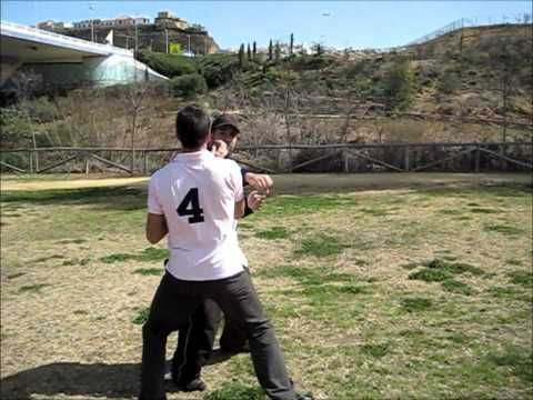 Defensa Personal en situación real - YouTube