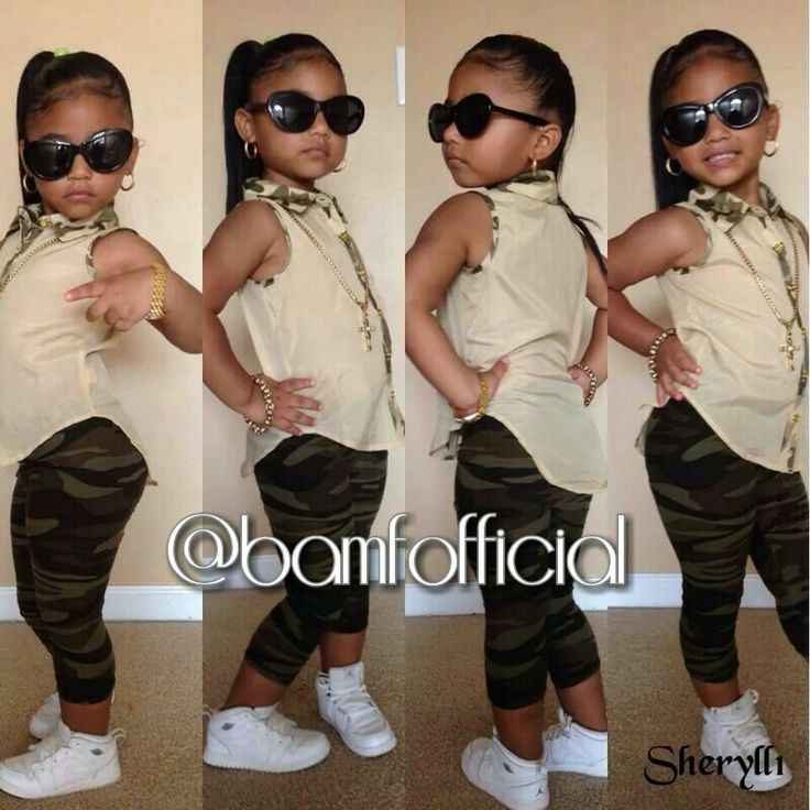 Little White Kids With Swag Www Imgkid Com The Image