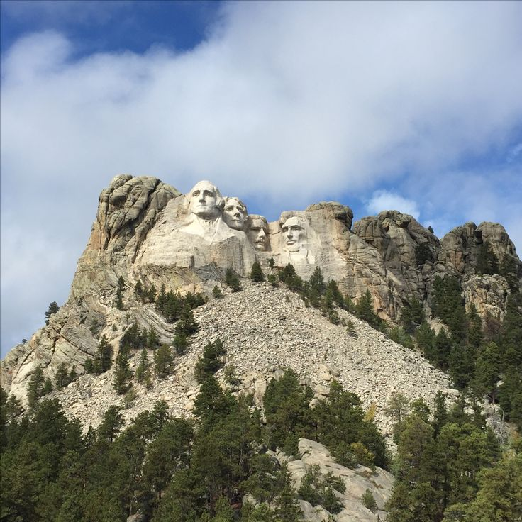 Mount Rushmore.  This is a must see when you visit South Dakota. The majesty of this site will touch you soul.