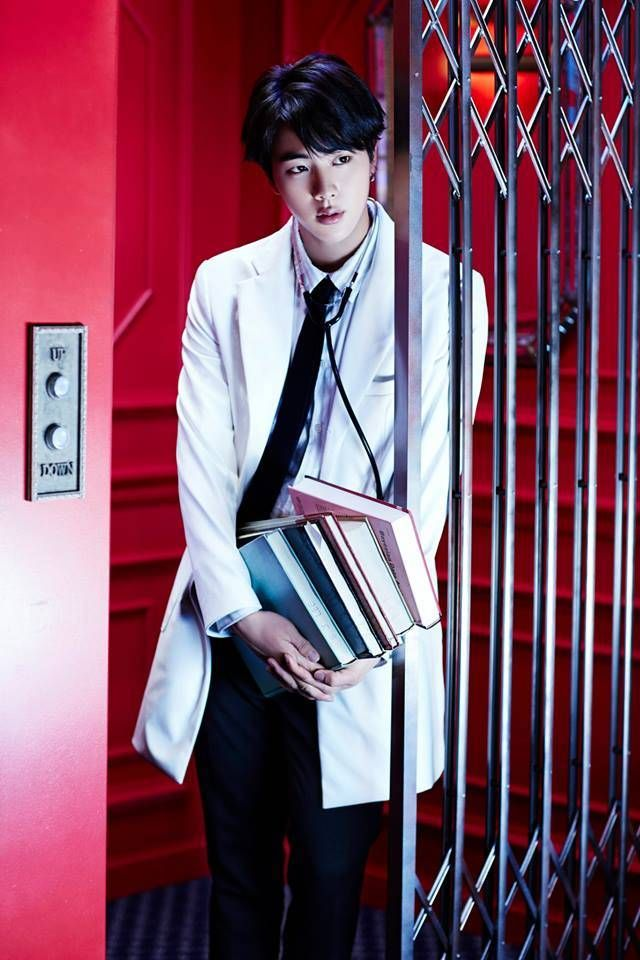Jin is Next in Line for the Elevator in BTS's 'Sick' Teasers | Koogle TV