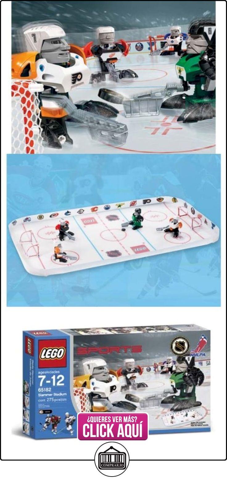 Someone bought this wwf superstars shoot out tabletop hockey game - Lego Sports Nhl Hockey 65182 Slammer Stadium By Lego Lego El Surtido M S Amplio