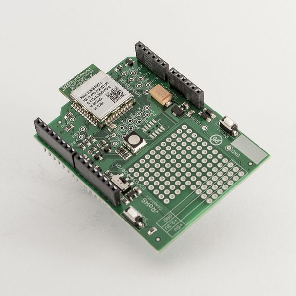 Smartthings shield for arduino the next step in home