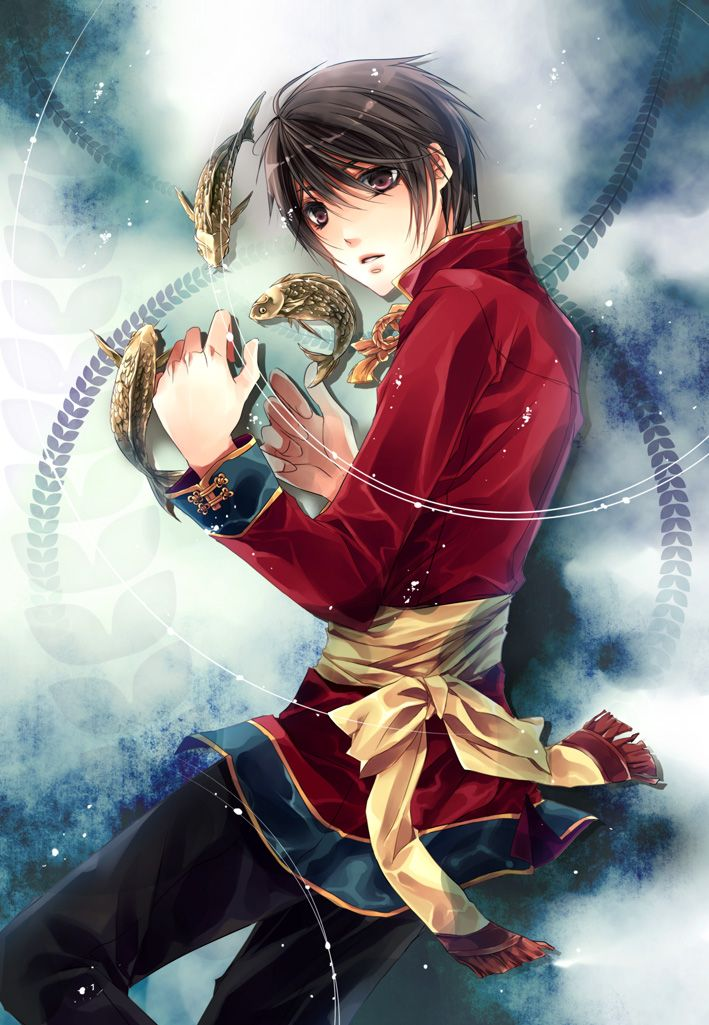 83+ Chinese Anime Boy  3 Syaoran Li Cardcaptor Sakura