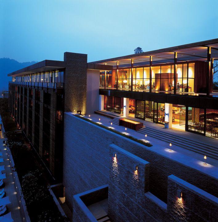 台湾涵碧楼 The Lalu Hotel_极致之宿