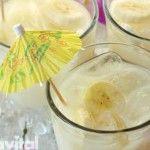 Agua de plátano