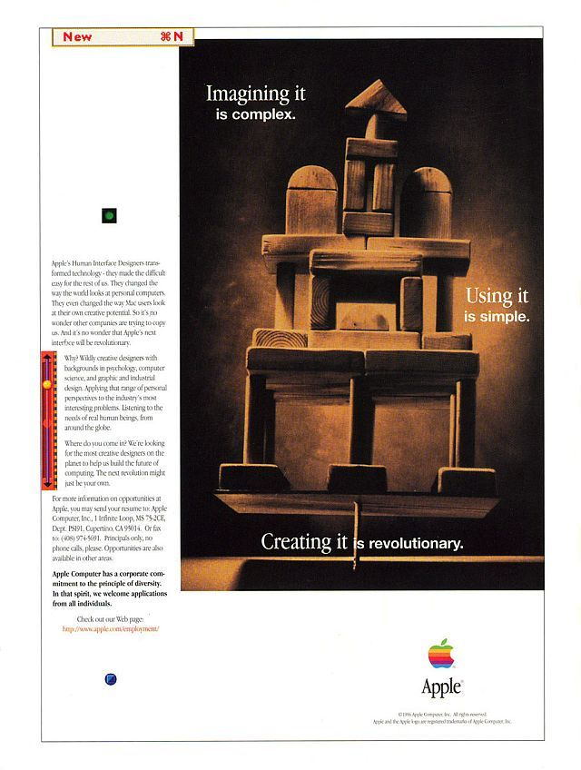 marketing apples mac computer essay Apple marketing project - download as word doc (doc / docx), pdf file (pdf),  text file  1) executive summary: this report will analyze and discuss the most   steve wozniak and ronald wayne to sell the apple i personal computer kit.