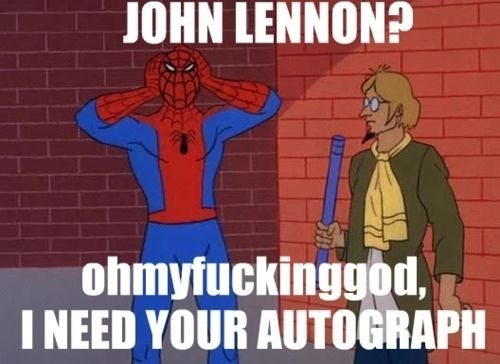 spiderman meme