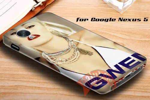 Gwen Stefani Hot Google Nexus 5 Case Cover | galuh303 - Accessories on ArtFire
