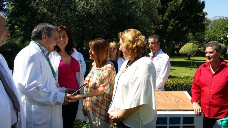 La Junta rinde homenaje a los donantes de órganos y tejidos jiennenses