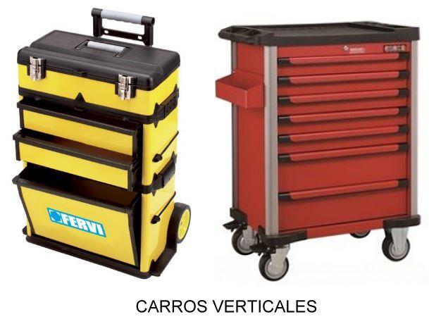 Caja De Herramientas Tipo M 243 Dulo Vertical Toolbox