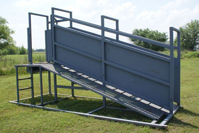 Cattle Loading Chute Cattle Corral Cattle Cattle