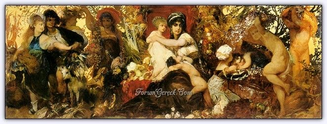 Hans Makart (1840 – 1884) | Avusturyalı Ressam - Forum Gerçek