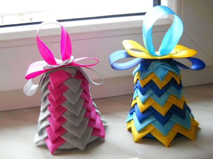 Bells ribbon / Dzwonki wstążka
