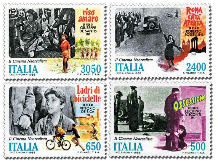 Il cinema Italiano del dopo guera (1988)