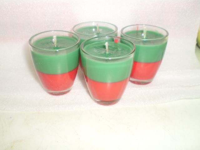 Shot Glass in vanilla. $5 each