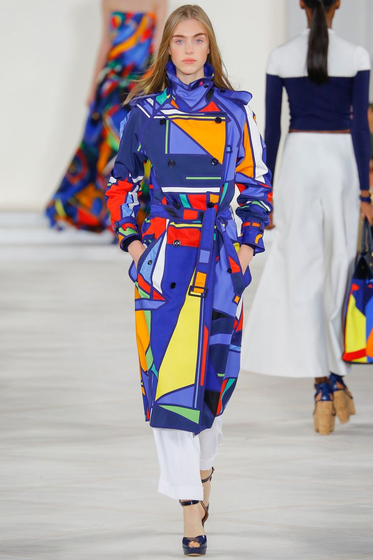 Ralph Lauren Spring 2016 Ready-to-Wear Fashion Show - Hedvig Palm
