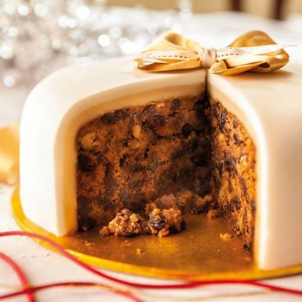 Tried & Tested Christmas cakes 2016