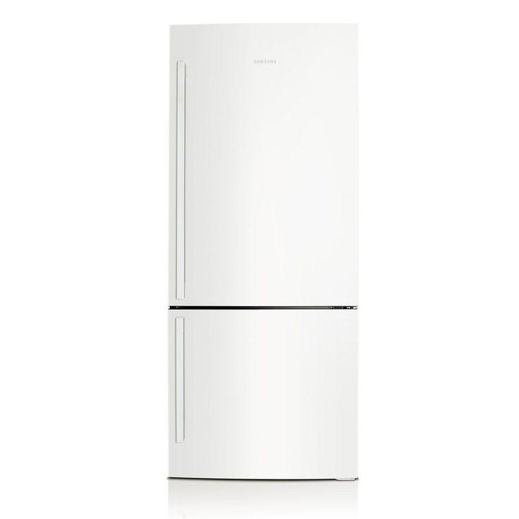 Samsung 450 Litre Fridge Freezer White $1999.00+from+Noel Leeming