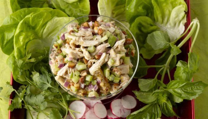 Paleo Chutney Chicken Salad