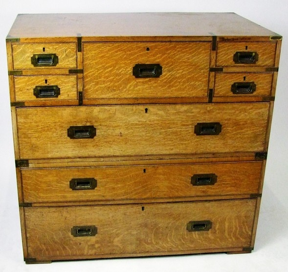 Military Wood Furniture ~ Images about antique campaign furniture on pinterest