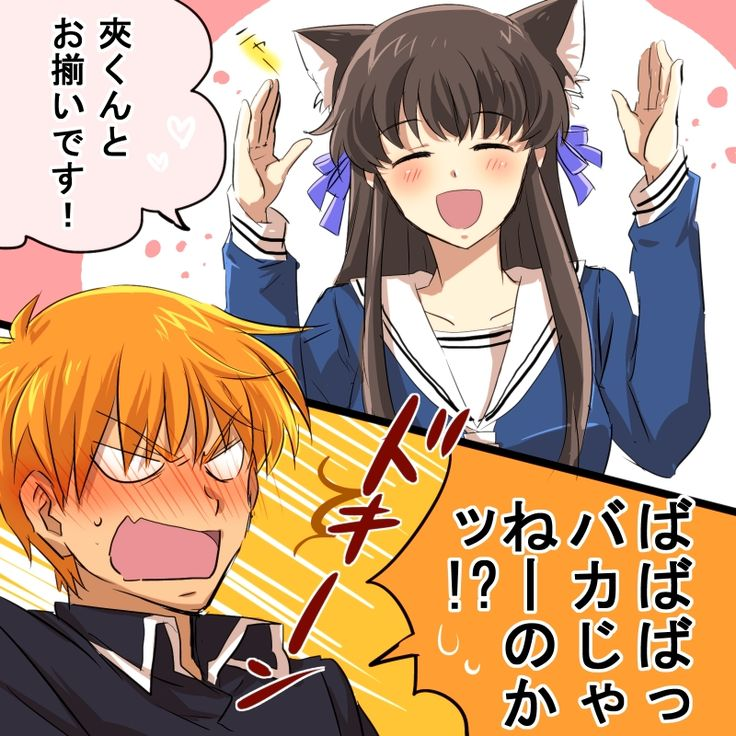 329 Best Kyo And Tohru Images On Pinterest