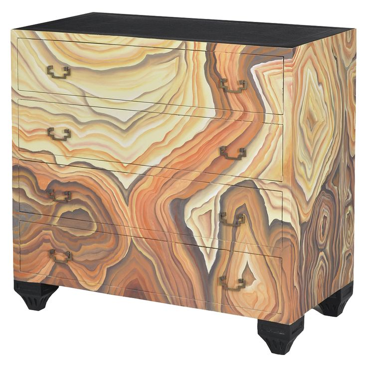 Painted Chest, Chest Dresser, Southwest Style, Parma, Agates, Painted  Furniture, Antique Hardware, Sunsets, Drawers