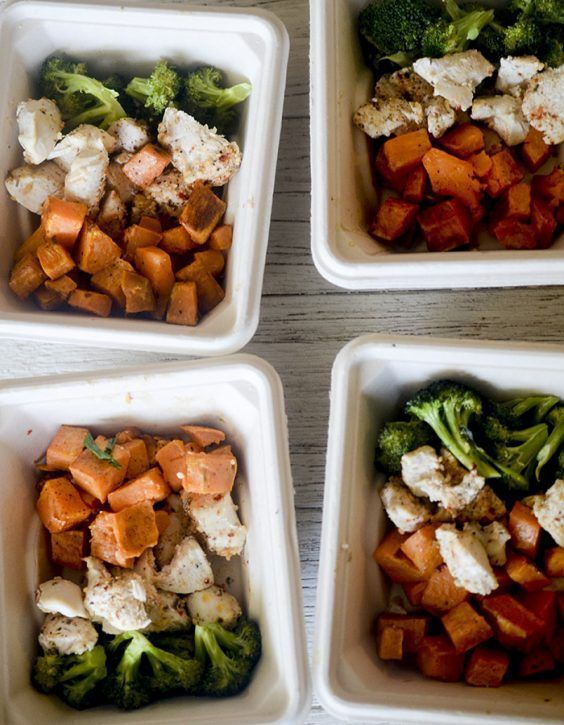 Winner, winner, chicken dinner (or lunch).   #healthy #dinner #recipes https://greatist.com/eat/healthy-weeknight-recipes